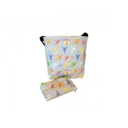 Bolsa carrito Family Dogs Gris de My Bag´s