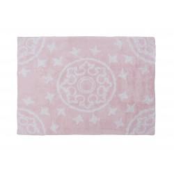 Alfombra Duna Aratextil 120x160 Rosa