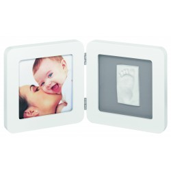 Marco Print Frame de Baby Art color blanco