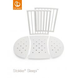 Kit Extensión de Minicuna a Cuna Stokke ® Sleepi Blanco