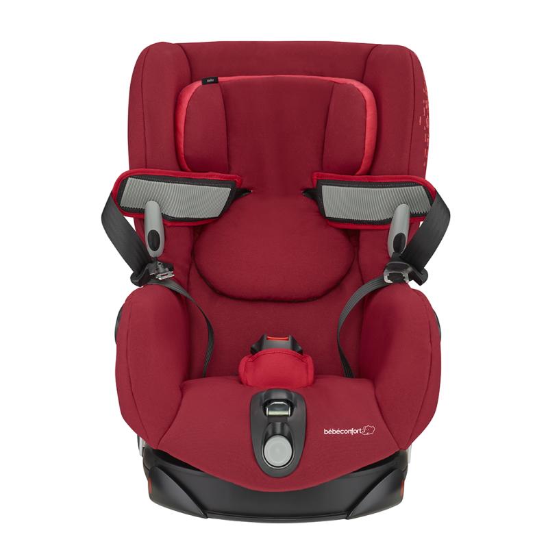 Silla auto axiss grupo1 vivid red de b b confort - Silla axiss bebe confort ...