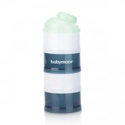 Dosificador de Leche Babydose Azul Ártico de Babymoov