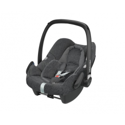 Silla de Auto Rock I-size Grupo 0+ Sparkling Grey de Bebé Confort
