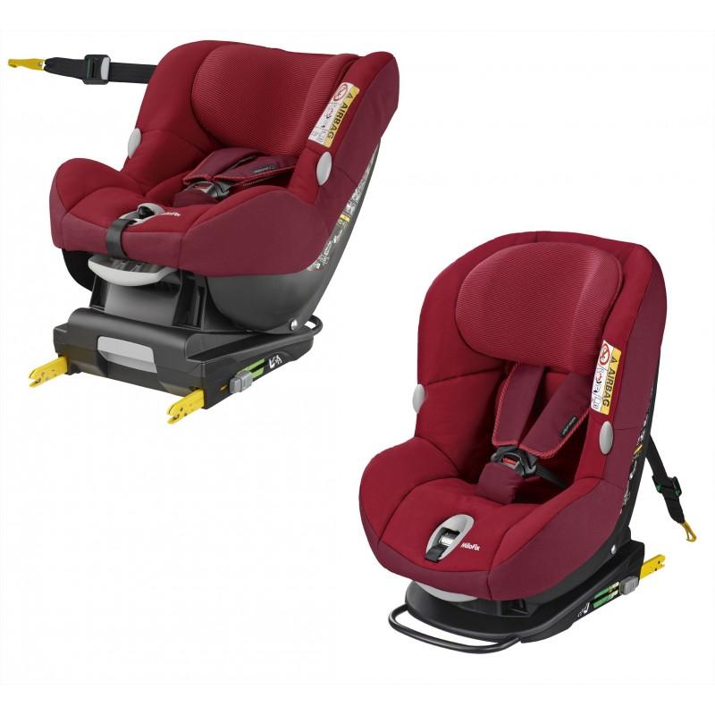 Silla de auto grupo 0 1 milofix b b confort color sparkling grey - Silla bebe confort ...
