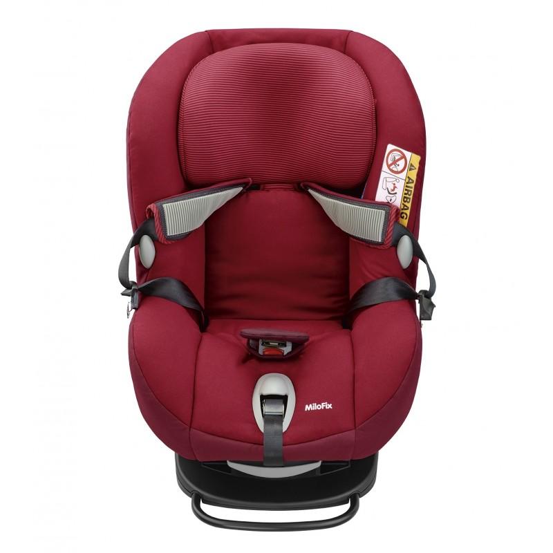 Silla de auto grupo 0 1 milofix b b confort color for Silla de auto bebe