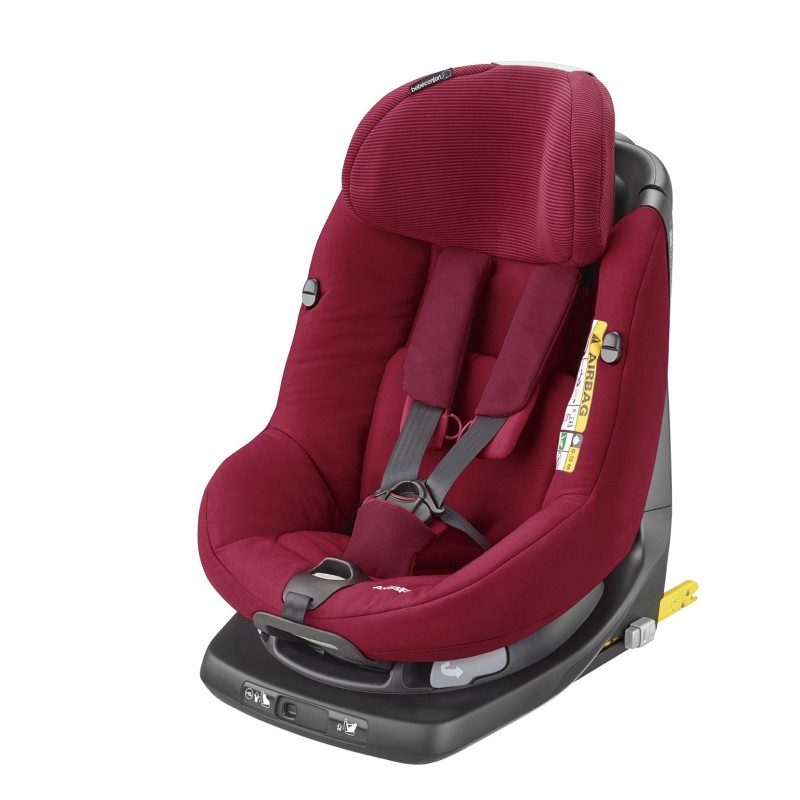 Silla de auto axissfix grupo i i size sparkling grey for Silla de bebe para auto