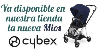silla de paseo Mios de Cybex