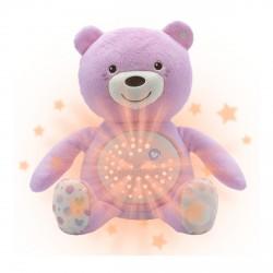 Proyector baby bear rosa de Chicco