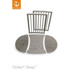 Kit Extensión de Minicuna a Cuna Stokke ® Sleepi Gris Bruma