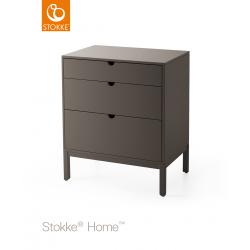 Cómoda Stokke ® Home Gris Bruma