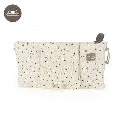 Funda de Toallitas Positive Beige de Walking Mum