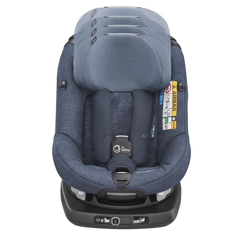 silla de auto axissfix air grupo i i size nomad blue de bebe confort. Black Bedroom Furniture Sets. Home Design Ideas