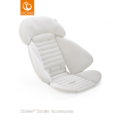 Cojín Asiento Stokke® Stroller Seat inlay Gris