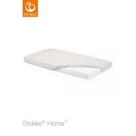 Sábanas Bajeras para Cuna Stokke® Home™ beige