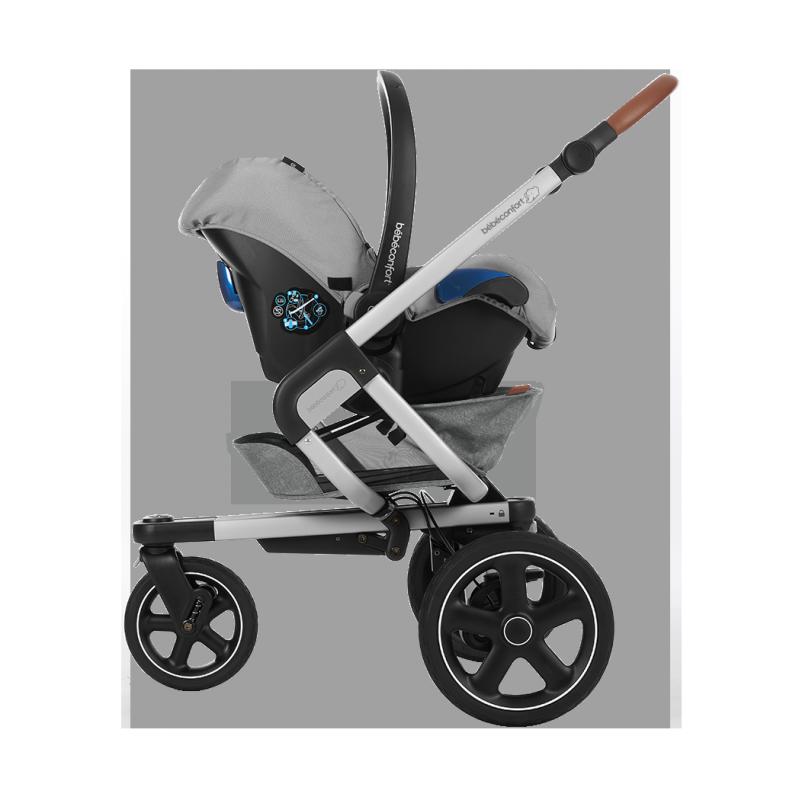 Silla de paseo nova 3 ruedas nomad grey de beb confort - Sillas de coche bebe confort ...