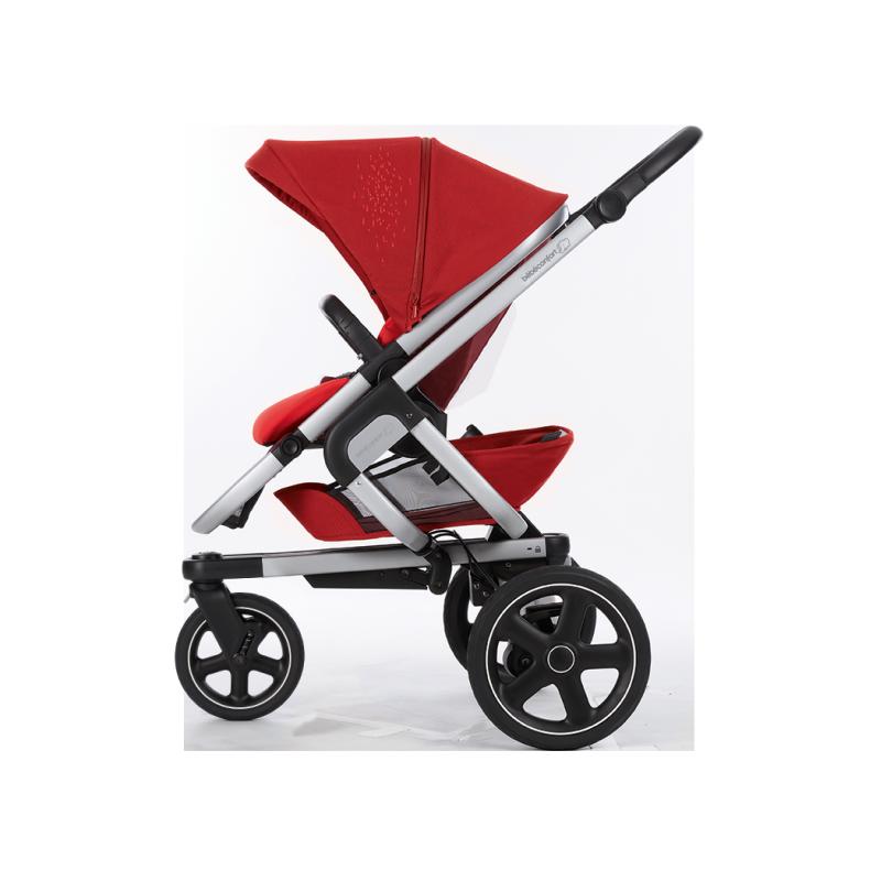 Silla de paseo nova 3 ruedas vivid red de beb confort - Silla de paseo ruedas grandes ...