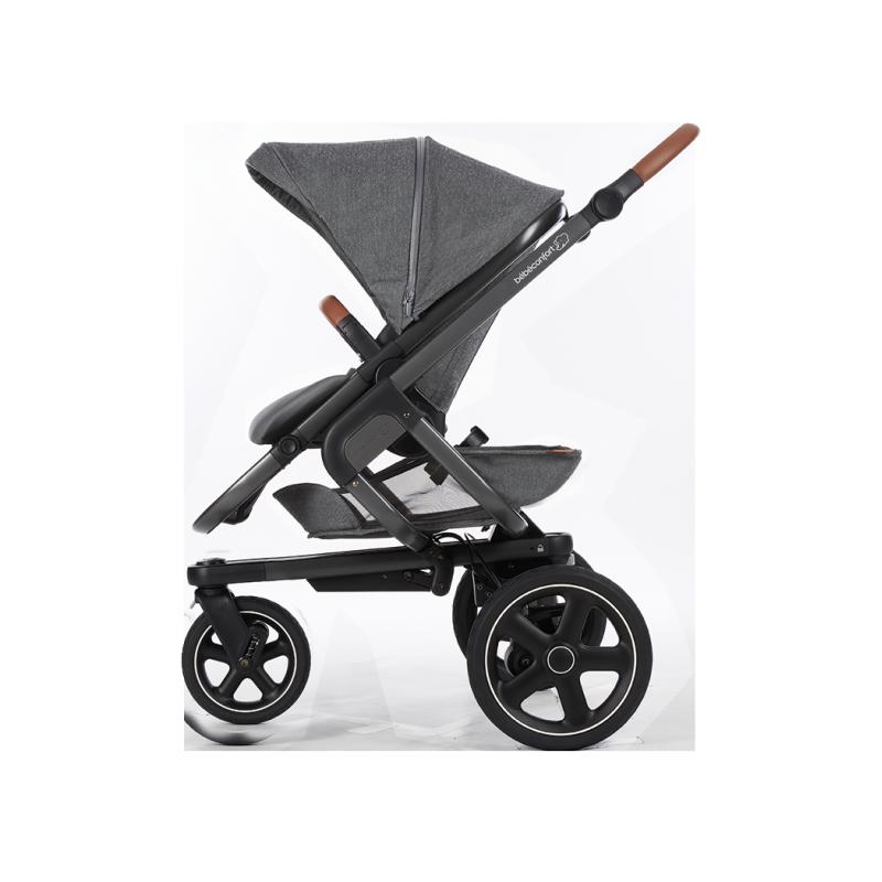 Silla de paseo nova 3 ruedas sparkling grey de beb confort - Silla de paseo ruedas grandes ...