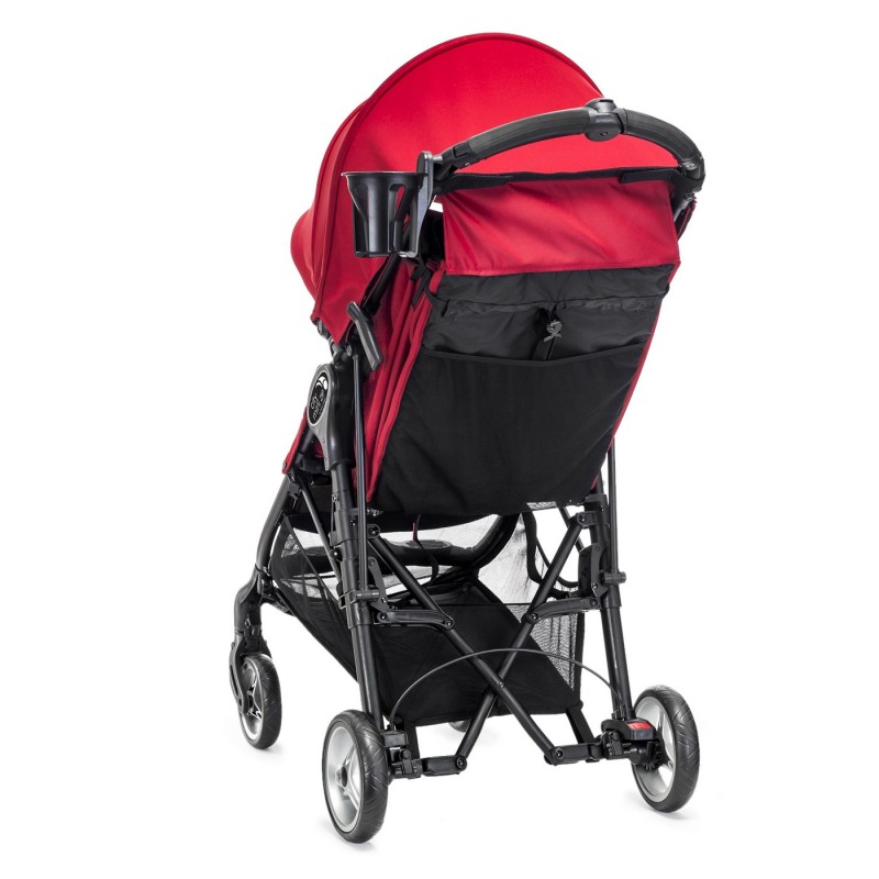 Silla de paseo city mini zip rojo de baby jogger - Silla city mini zip ...