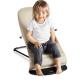 Hamaca Balance Soft Cotton/Jersey Gris Oscuro/Gris BabyBjörn