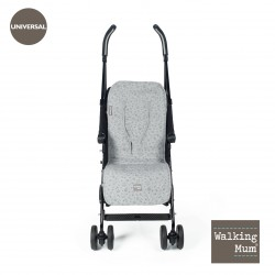 Colchoneta Silla Paseo Univers Gris de Walking Mum