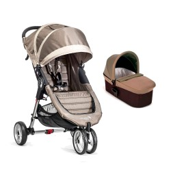 Duo City Mini 3 arena de Baby Jogger