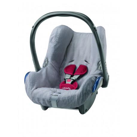 Funda de verano Maxi-Cosi CabrioFix color Cool Grey
