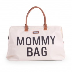 Bolso Maternal Mommy Bag Blanco de Childhome