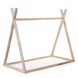 Estructura Tipi 70x140cm Natural de Childhome
