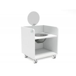 Mueble higiene de la colección Arco Iris de Ros.