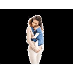 Mochila portabebés Mini Cotton de BabyBjörn