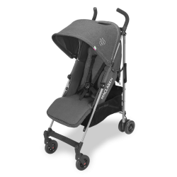 Silla paseo Quest 2018 Denim Charcoal de Maclaren