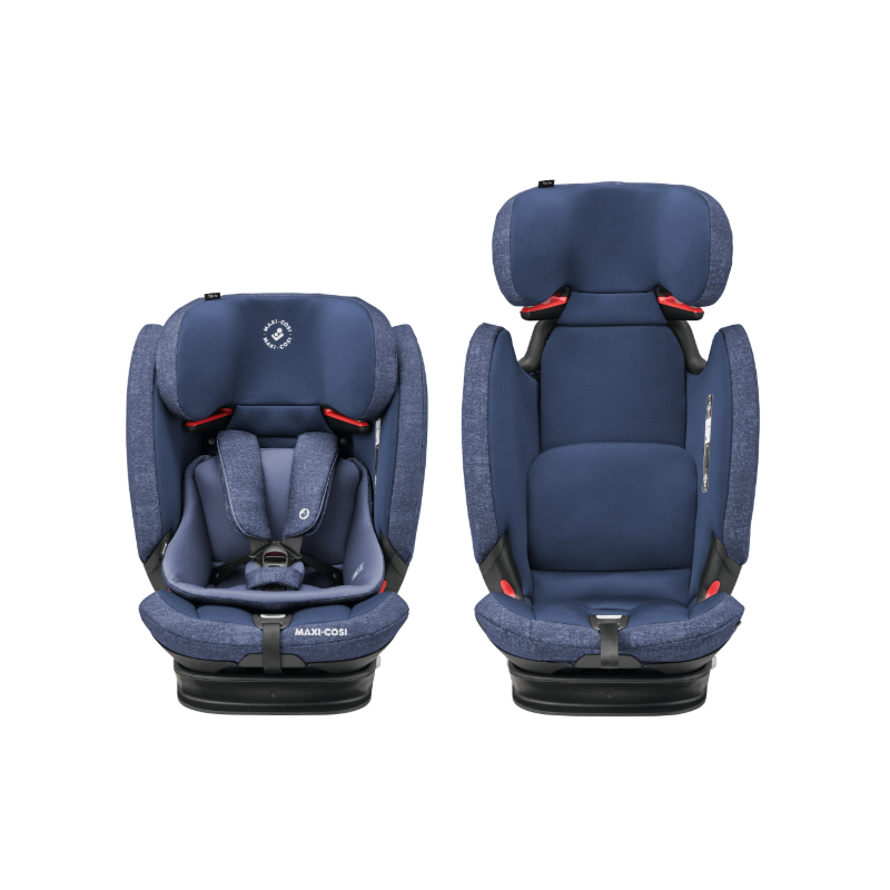 silla de auto titan pro maxi cosi grupo 1 2 3 nomad blue. Black Bedroom Furniture Sets. Home Design Ideas
