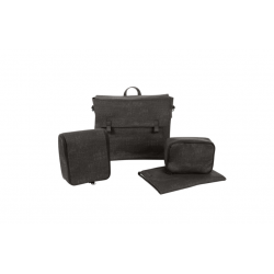 Bolso Maternal Modern Bag  nomad black maxi-cosi