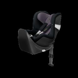 Silla de auto Sirona M2 I-Size Grupo 0+/1 Premium Black de Cybex