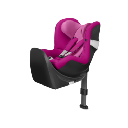 Silla de auto Sirona M2 I-Size Grupo 0+/1 Fancy Pink de Cybex