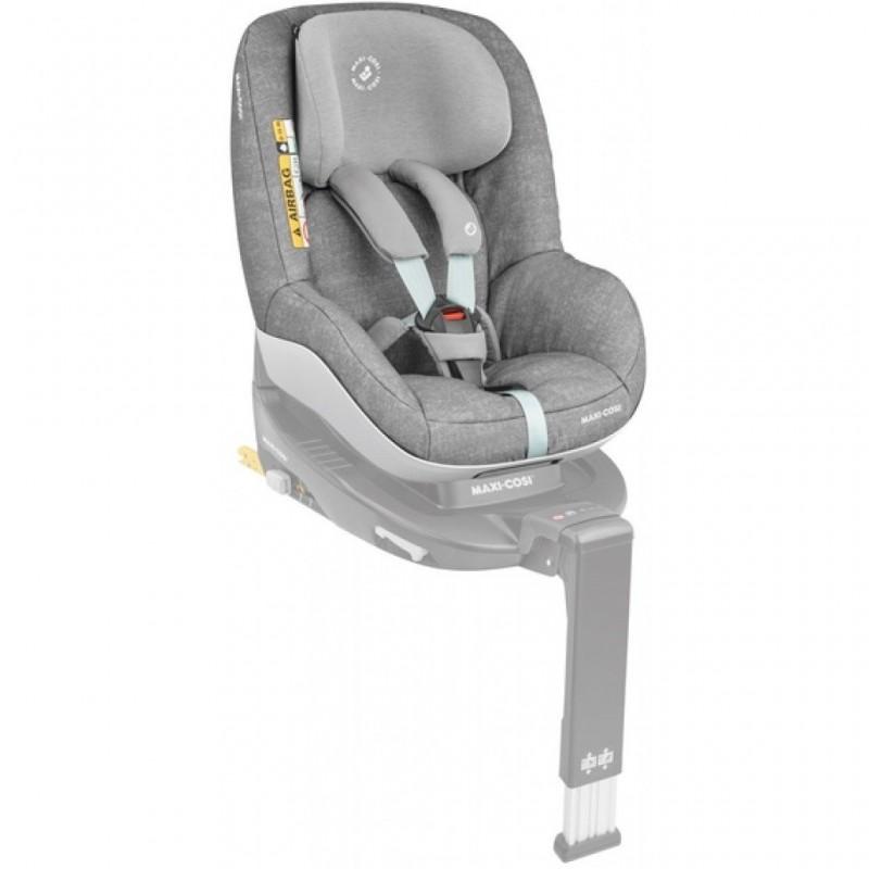 silla de auto pearl pro grupo i i size nomad grey de maxi cosi. Black Bedroom Furniture Sets. Home Design Ideas