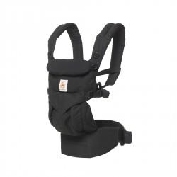 Mochila portabebés OMNI 360 Negro Puro de Ergobaby
