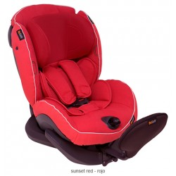 Silla de auto Grupo 1-2  Izi Plus X1 Sunset Red de Besafe