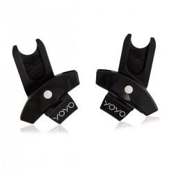 YOYO+ adaptadores para silla de coche