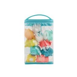 Set de juguetes de baño Rigolo de Badabulle