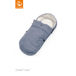 Saco Nido Stokke ® Scoot Softbag Negro