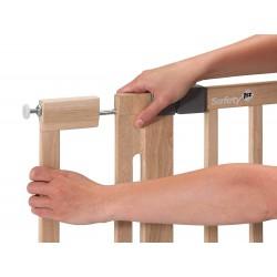 Extensión 8 cm para Barrera de Seguridad Easy Close Wood de Safety First