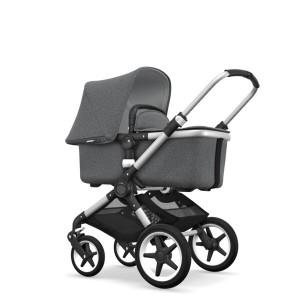 Bugaboo Fox Chasis Aluminio carrito de bebe
