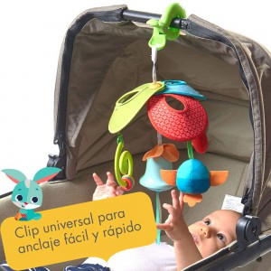 Tiny Love Juguete Pack & Go Mini Mobile Meadow Days 3333111341