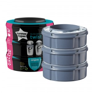 Recambios Contenedor Pañales Tommee Tippee Twist and Click