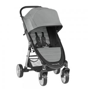 Baby Jogger Dúo City Mini 2ºde 4 Ruedas
