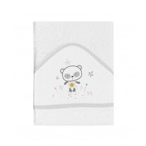 Maxicapa de Baño Panda de Bimbi Chic