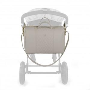 Pasito a Pasito Bolso Maternal María gris 74844
