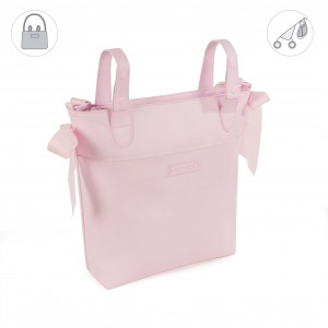 Pasito a Pasito Bolsa Panera Essentials rosa 74888