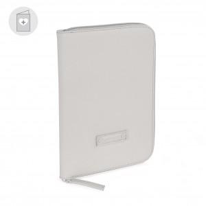 Pasito a Pasito Portadocumentos Essentials gris 74896